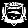 Thrybergh Logo - White - 2021